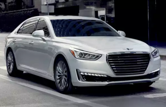 2017 Genesis Price The New Hyundai Is Another Car That Ought To Hit Showroom