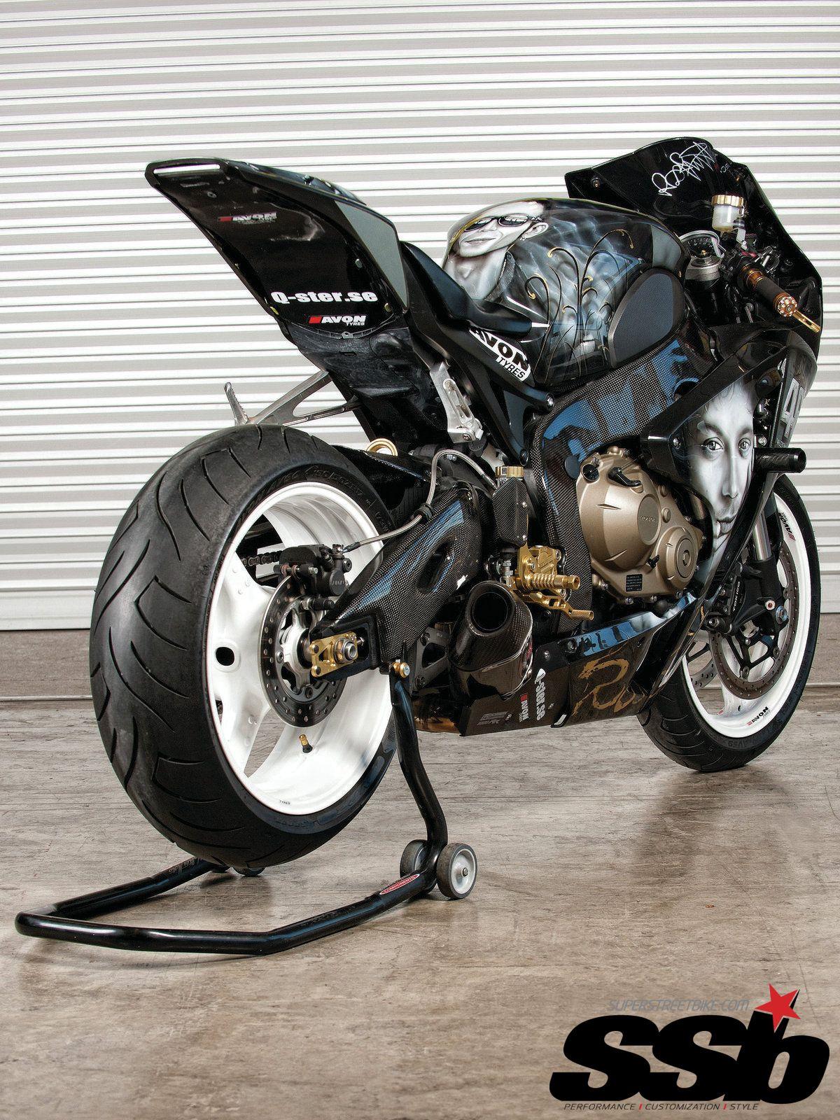 2008 Honda CBR1000RR. Best motorbike, Custom sport bikes