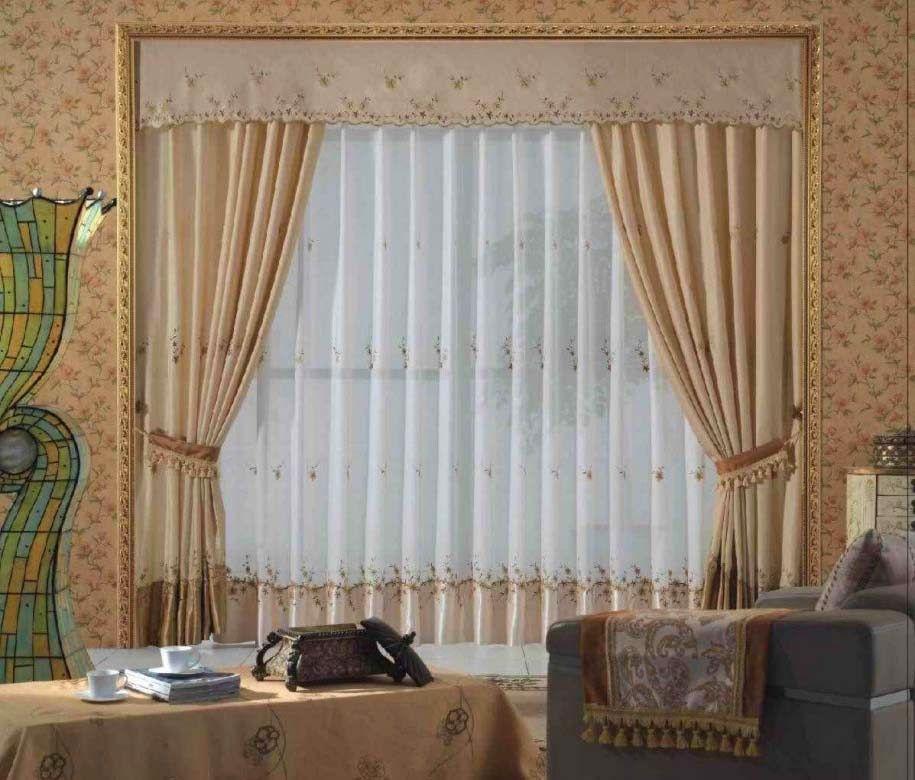 Good Design Interior 8 Classical Curtains Model 2015 Curtains