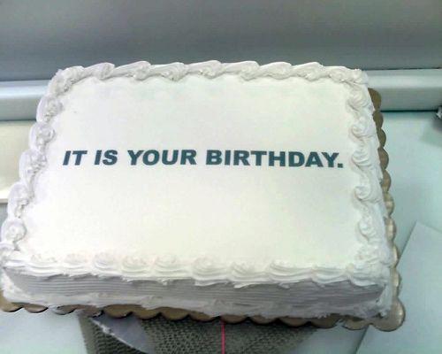 It Is Your Birthday Bears Beets Battlestar Galactica