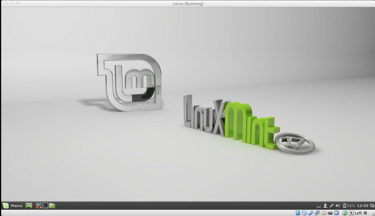 Comment Installer Une Machine Virtuel Sous Mac Os X Linux Mint Tutoriel Informatique Linux
