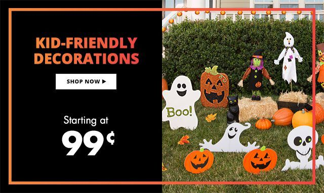 Halloween Decorations - Halloween Party Supplies - Party City - halloween party decorations cheap