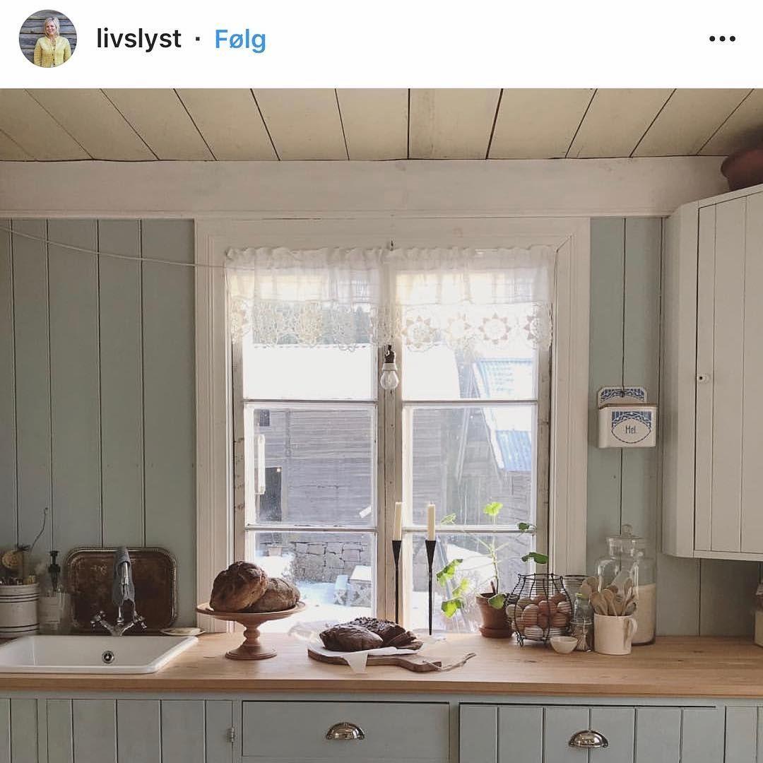 Lev Landlig On Instagram Sa Mye Fin Kjokkeninspirasjon Pa