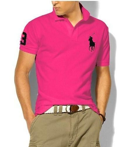 pink polos | Dress Up | Pinterest | Polos, Pink black and Polo shirts