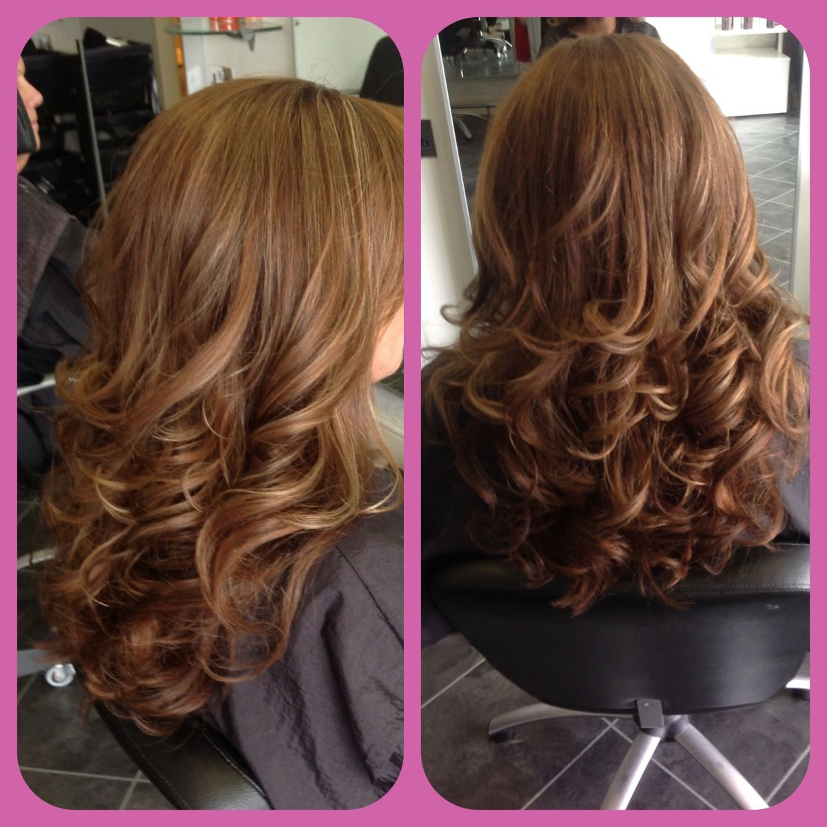 Bouncy Blow Dry Curly Blowdry Long Hair Hair Styles Blow Dry Hair