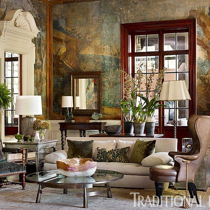 More Barbara Westbrook Beautiful Living Rooms Beautiful