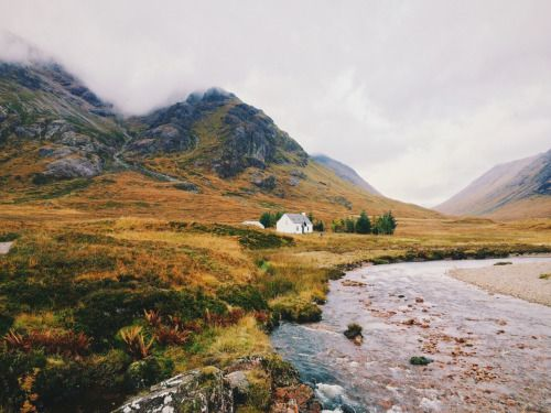 FUCKITANDMOVETOBRITAIN — dpcphotography: That house in Scotland