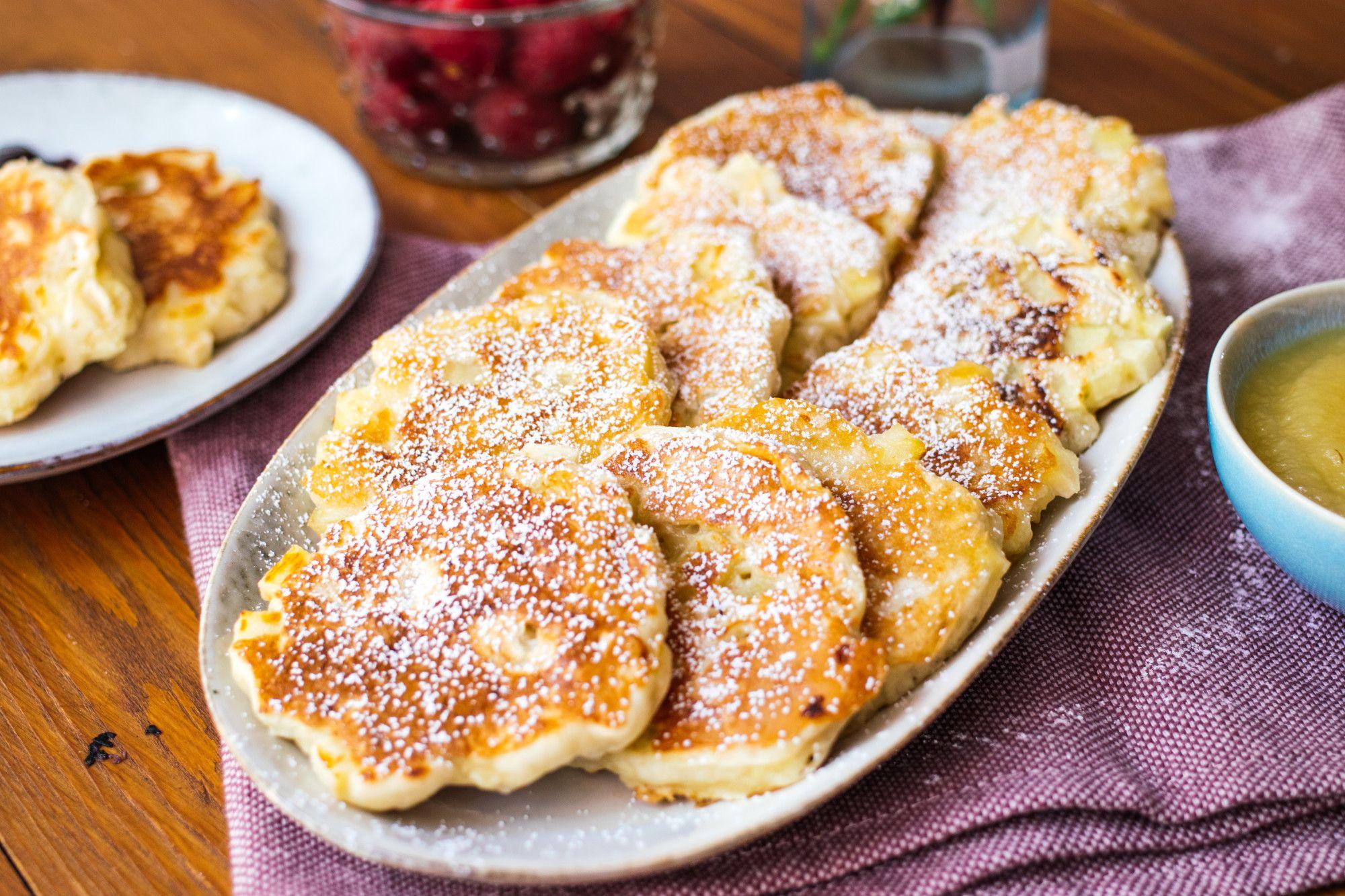 Hier sind Julias absolute Pancake-Favoriten!