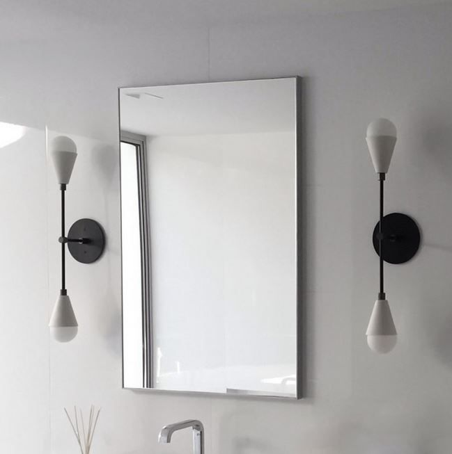hot sales cae8d 8d5b4 Dyad Sconce | Apparatus | Lighting 1 | Bathroom lighting ...