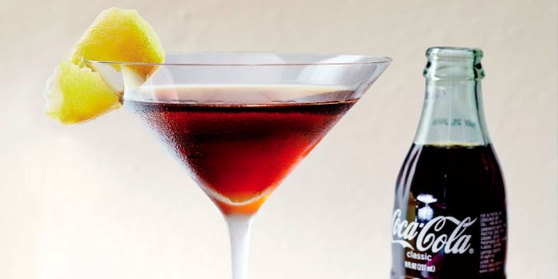 Bourbon and Coke — A Classic, If Not Classy, Cocktail