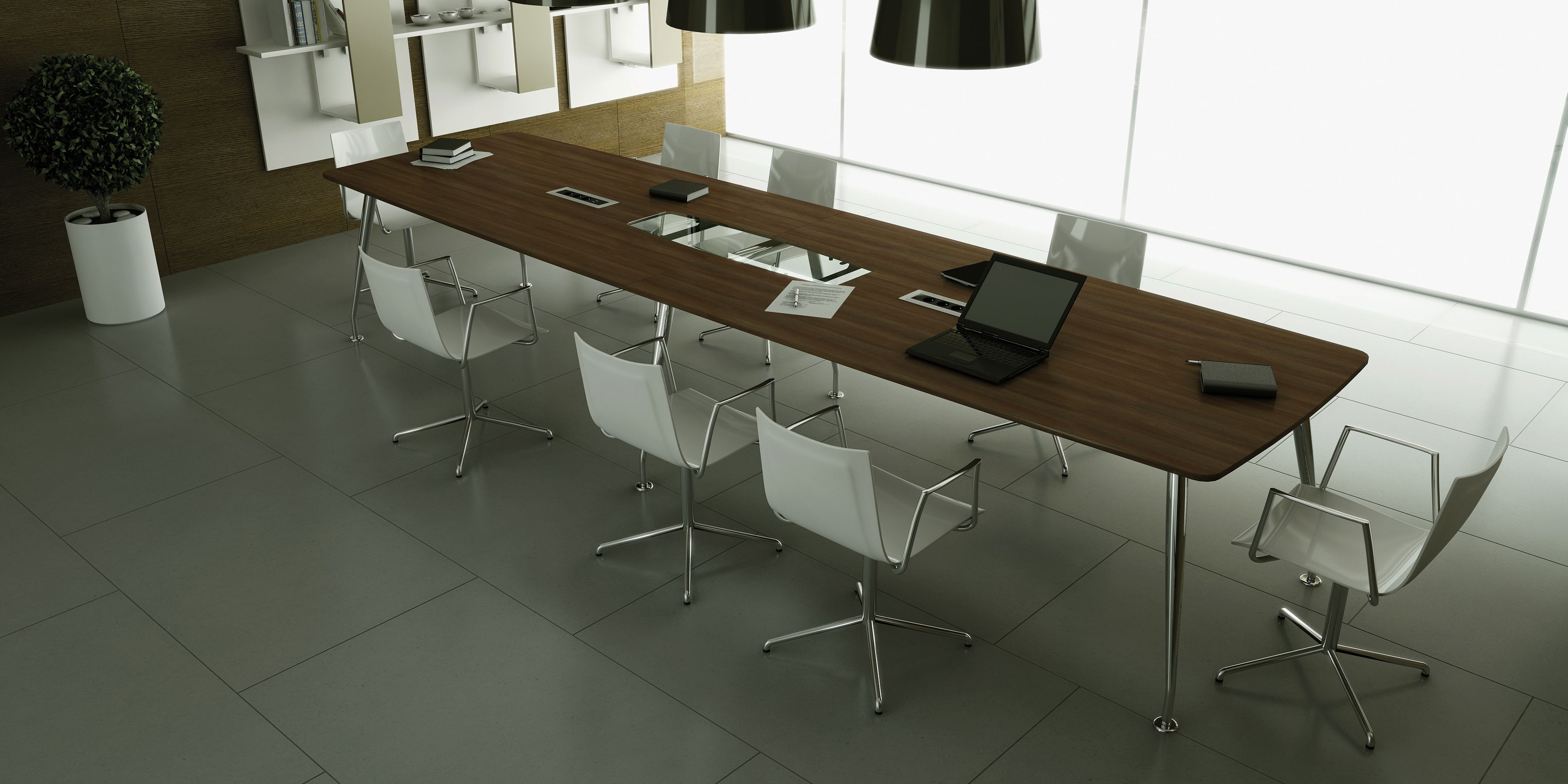 Meeting table with luxury design and high quality. Office