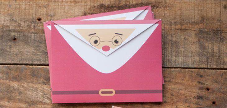 Manualidades navideñas para niños tarjetas de Navidad