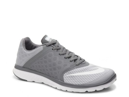 reputable site c28ac d1998 Men s Nike FS Lite Run 3 Lightweight Running Shoe - - Grey White. Zapatillas  De Correr LigerasZapatos De HombresBotas ...