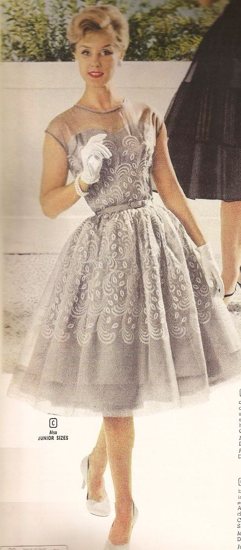 56a47741716 Previous Pinner says  1960 This is the type of dresses I wore in the  sixties. It made you feel feminine