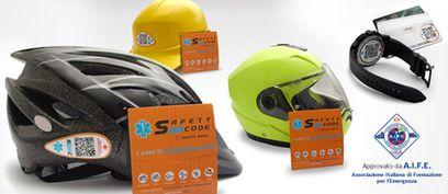 Safety QR Code si estende alle Biciclette e al mondo del Lavoro