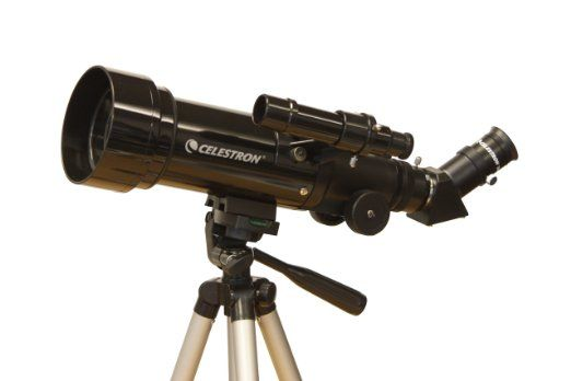 Telescope on the hill review of the celestron travel scope