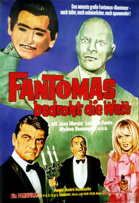 Fantomas Ganzer Film Deutsch