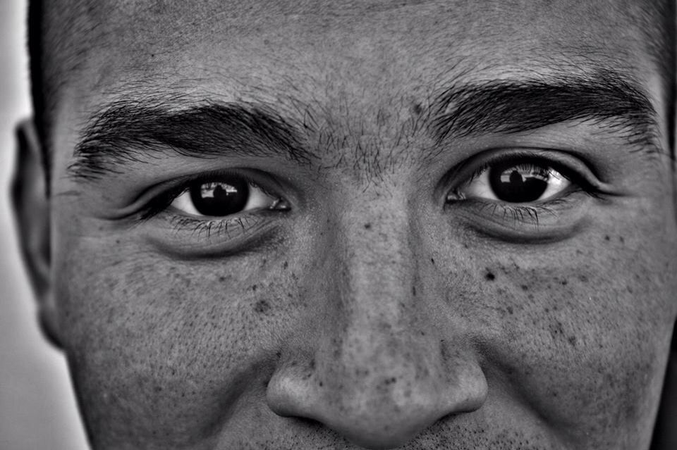 """""""Brown Eyes""""  Follow Cynthia Riebesell Photography on Facebook."""