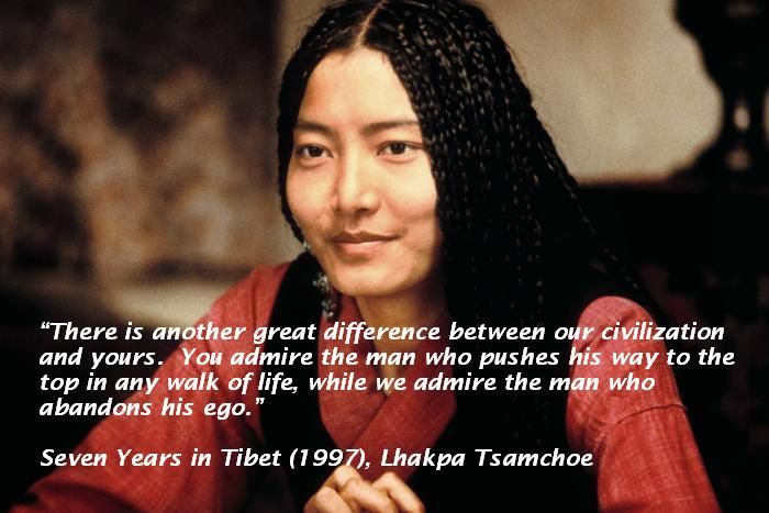 Seven Years In Tibet 3 Jean Jacques Annaud 1997 7 Años En