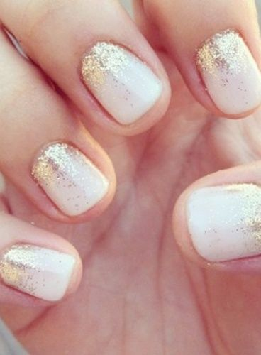 5 Cute And Dainty Nail Art Designs With A White Base The Bigger