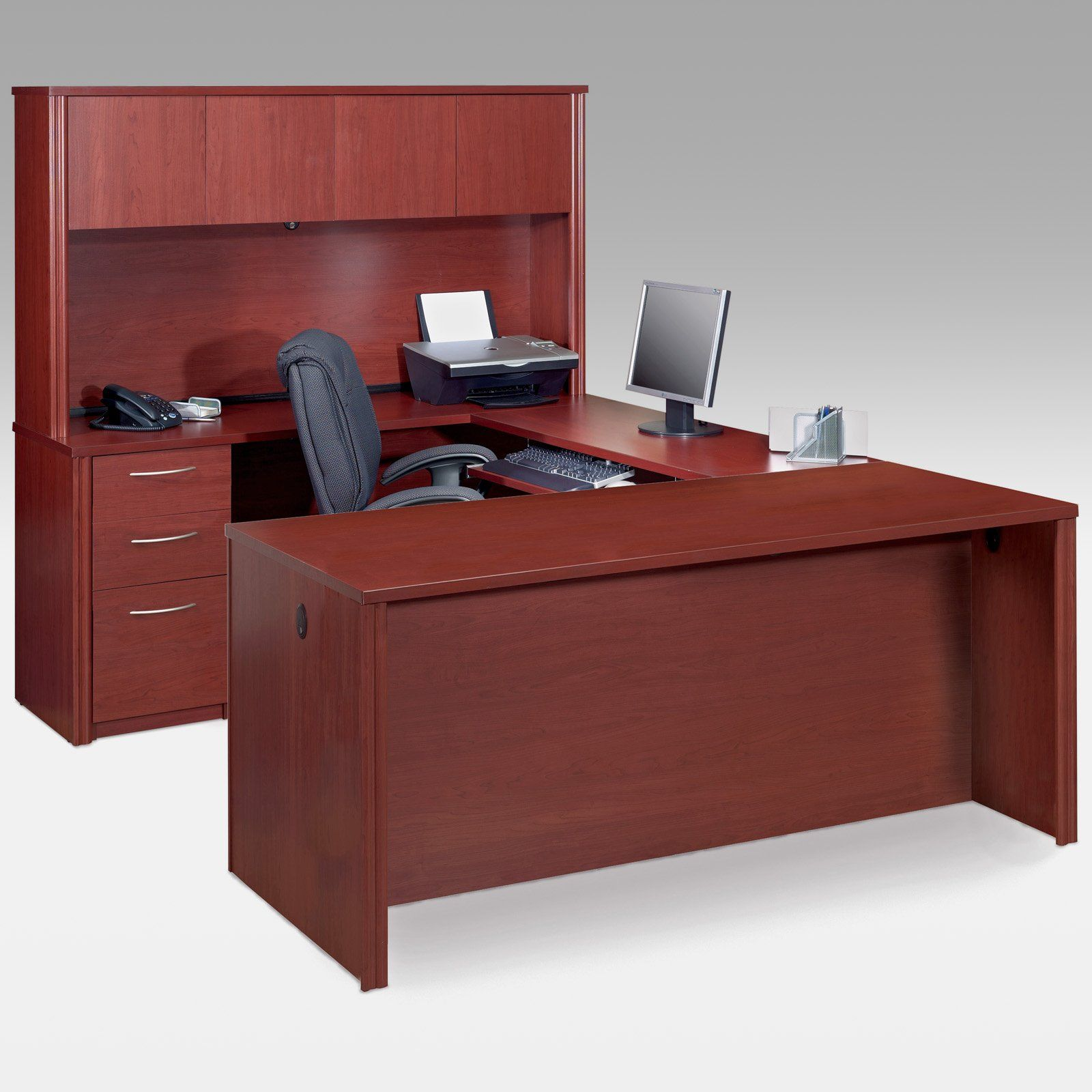 U Shaped Office Desks Old 111 | Home Office Design