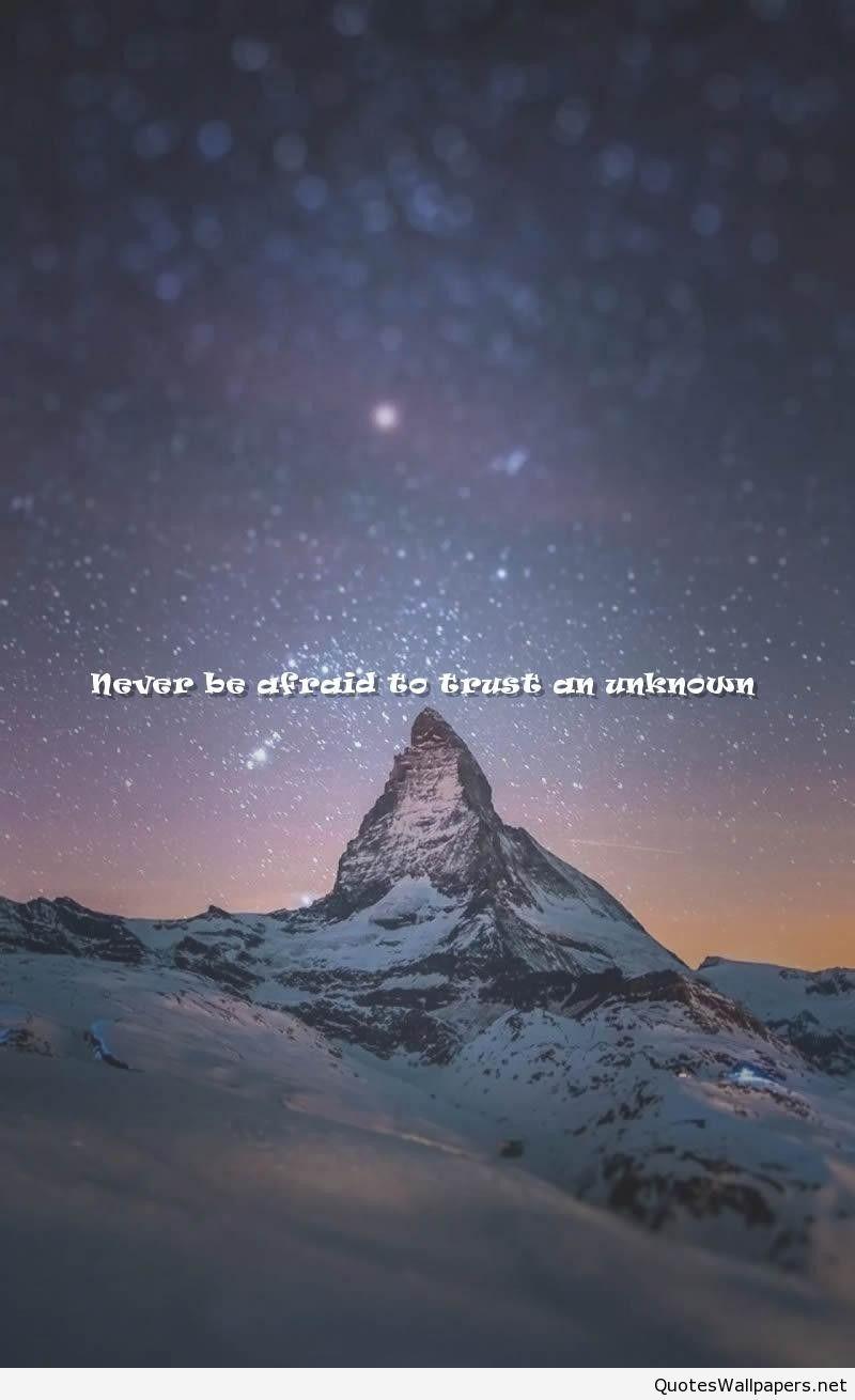 Trust God Quote Wallpaper HD | www.quotespics.net | Hope quotes, Wallpaper quotes, Quotes about god
