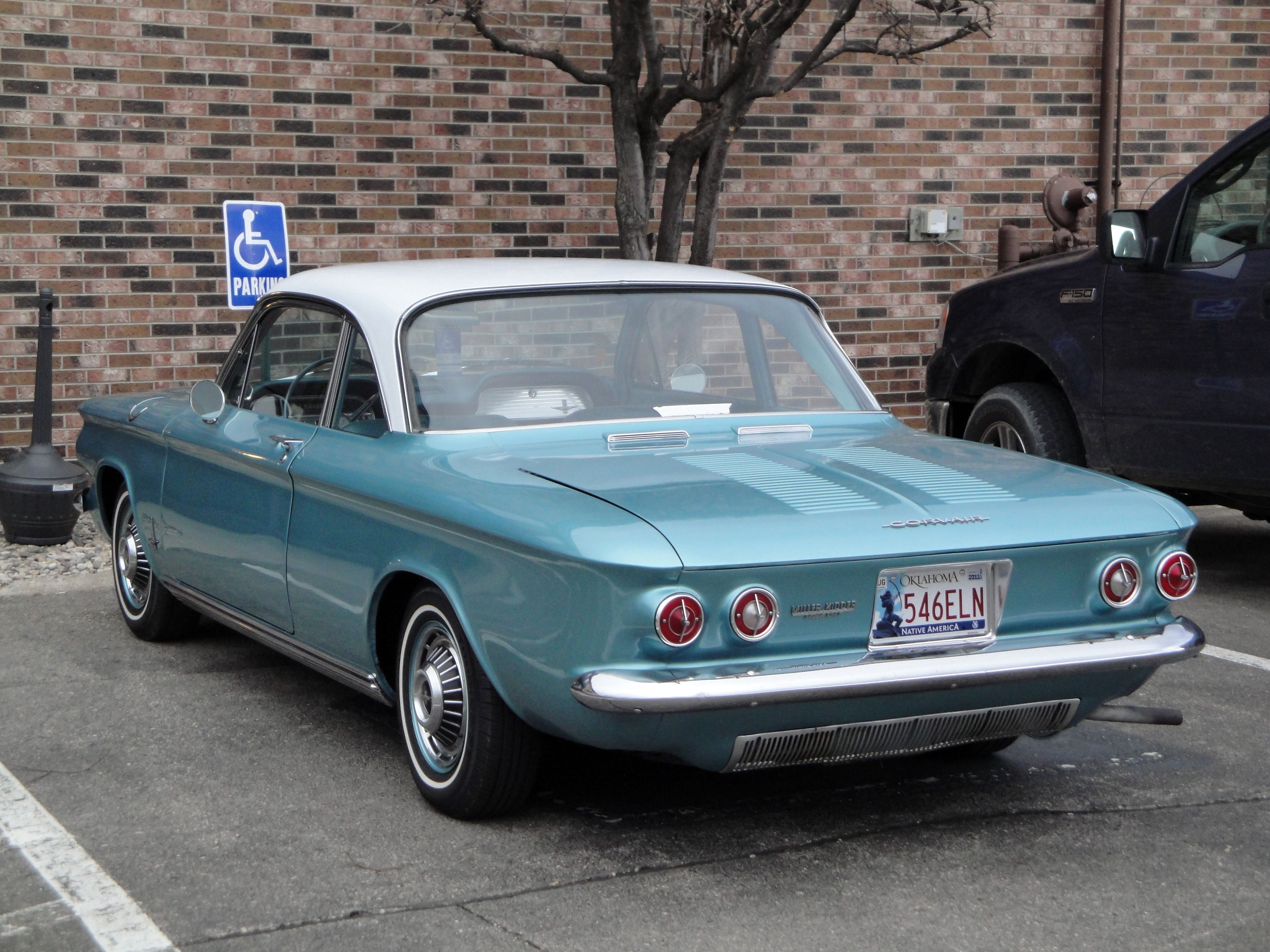 Chevrolet corvair chevrolet corvair 1959