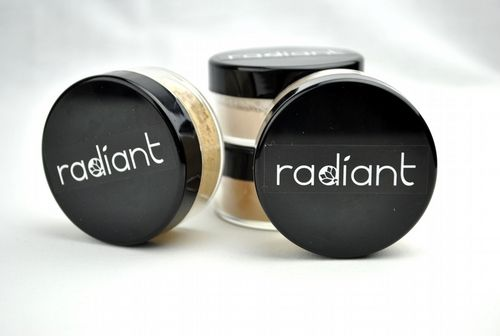 Next time you buy makeup...purchase RADIANT and help stop human trafficking!! Excellent makeup!