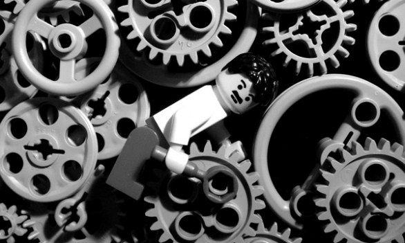 Tempi Moderni - Lego
