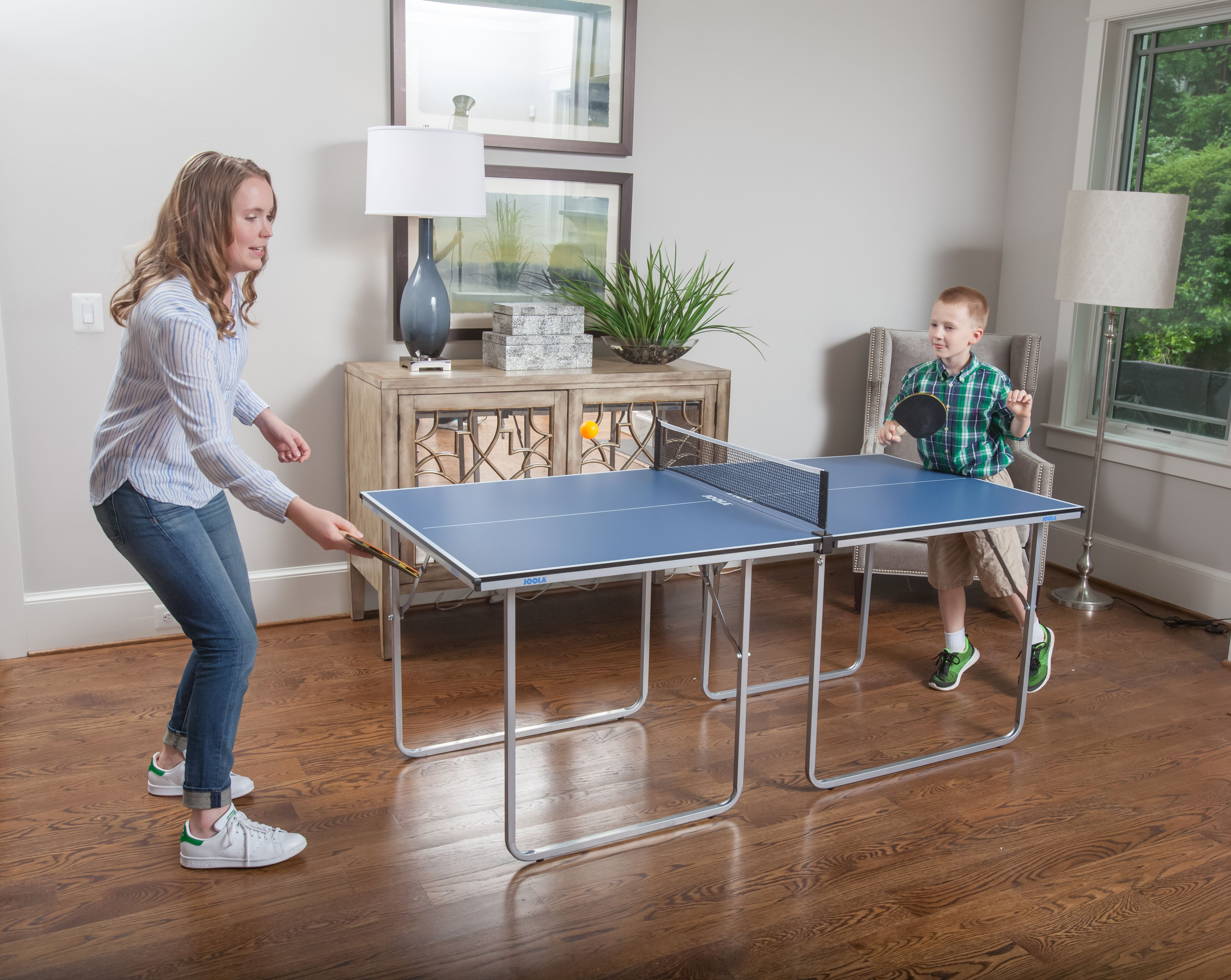 Midsize Sport Table Tennis Table Table Unique Tables Small Spaces