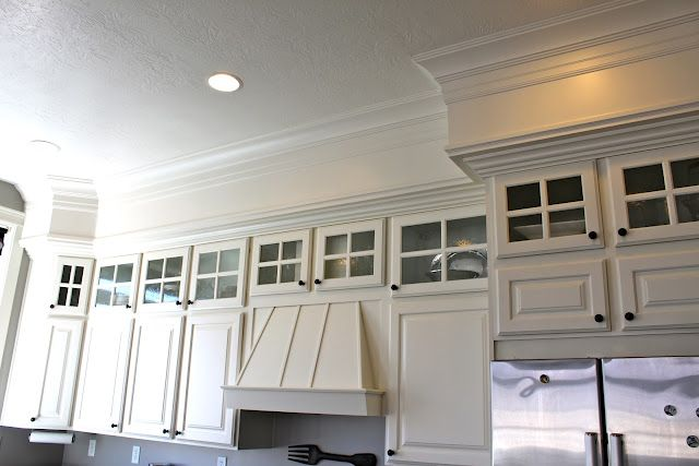 Kitchen soffit molding...might be easier than removing and having to on kitchen cabinets with soffit, kitchen soffit lighting, kitchen designs with bulkheads, kitchen bulkhead before after, wall decorating ideas, kitchen sink lighting, wall decor home ideas, basement bulkhead ideas, kitchen island breakfast bar designs, kitchen remodeling costs, kitchen cabinet colors that are timeless, cheap rustic decorating ideas, kitchen bulkhead molding, kitchen bulkhead removal, rustic wall covering ideas, kitchen cabinet built in china, dining room storage ideas, kitchen ceilings, kitchen cabinet bulkhead, kitchen decorating on a budget,