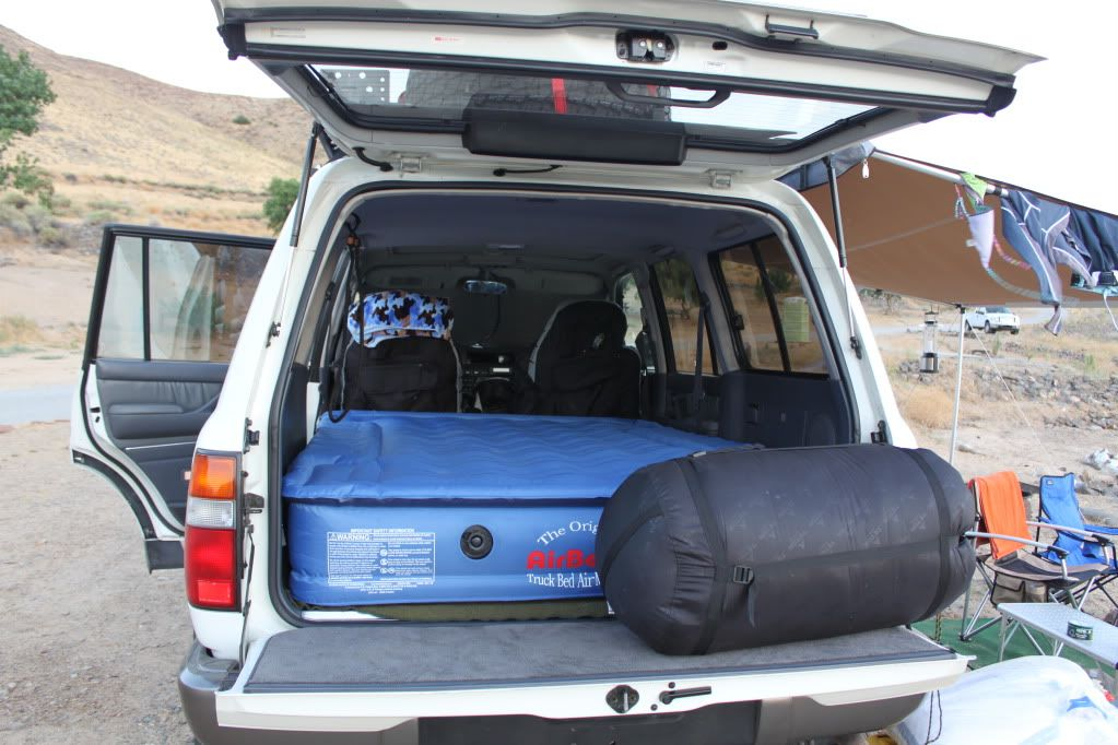AirBedz Air Mattress for Landcruiser, or any
