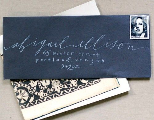 1000 images about Calligraphy – Learn Calligraphy Wedding Invitations