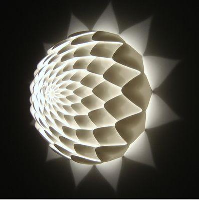 Janne Kyttanen Dahlia 3d Printed Lamp 3dprintedlightning Design Leuchten Lampe Moderne Beleuchtung