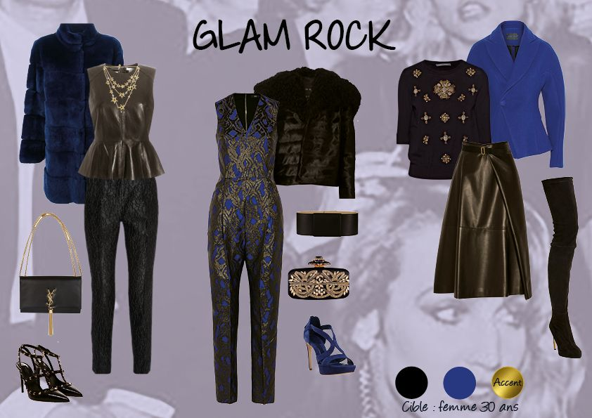 "Trend Book ""Glam Rock"" 2/2"