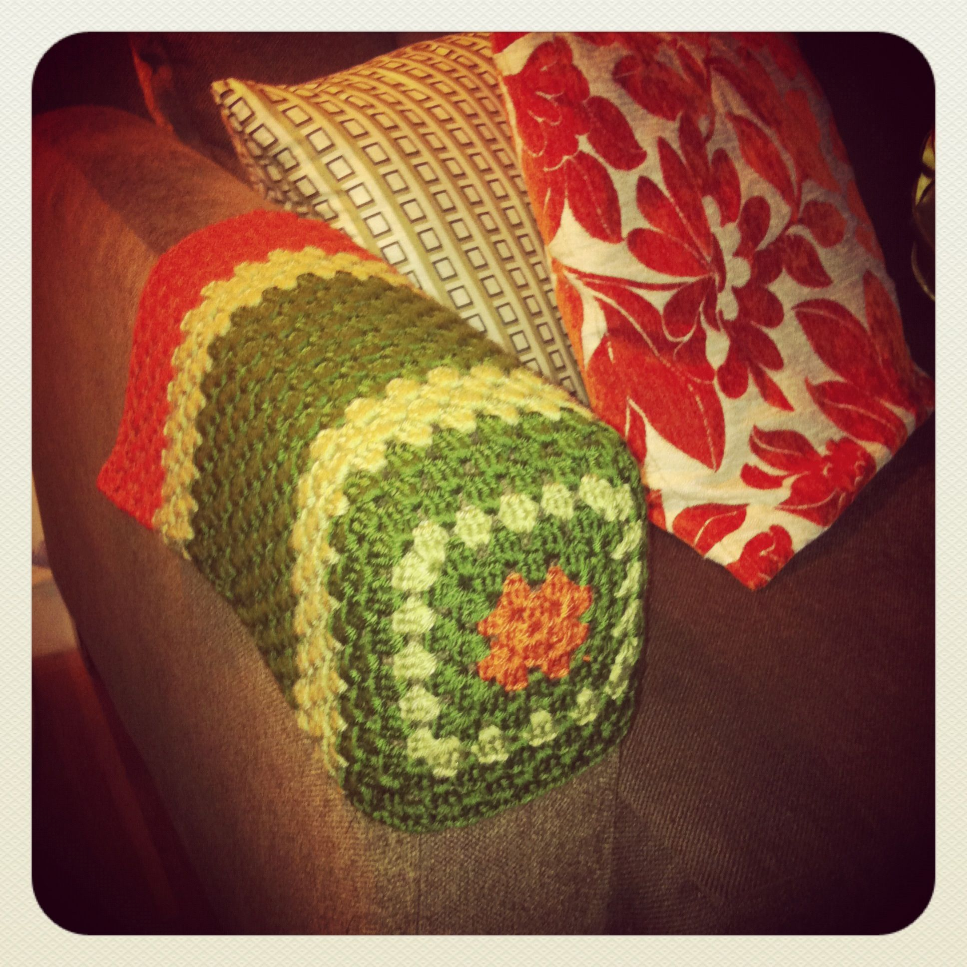 Arm Chair Covers I Learned It From Watching You Crochet Crochet