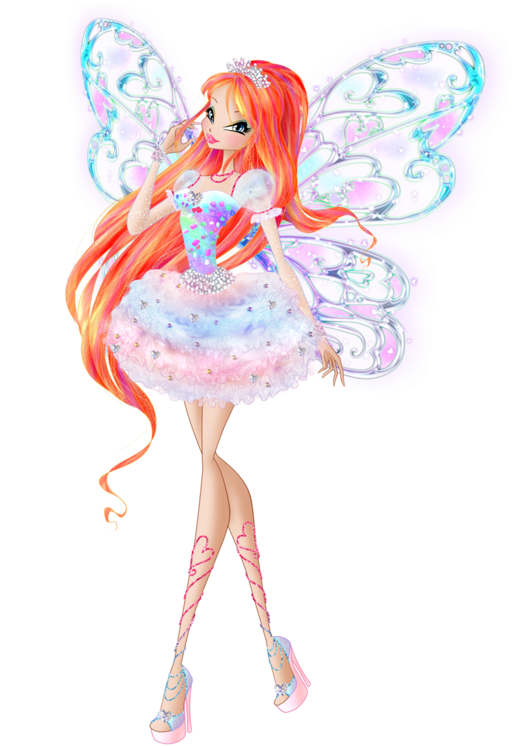 Bloom candix by colorfullwinx on deviantart winx club - Bloom dessin anime ...