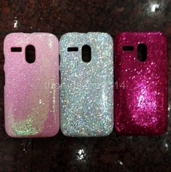 finest selection 395ef 38b54 New Colorful Bling Shiny Hard Case Cover Skin Pouch For Motorola ...