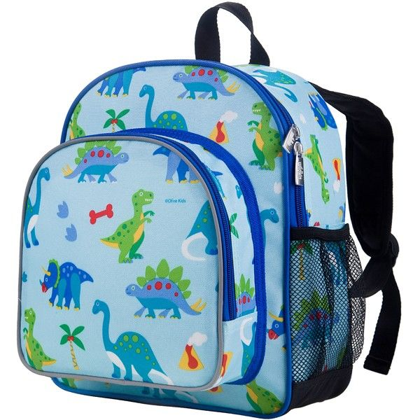 Toddler's Dino Land Backpack - Available now on Becky & Lolo ...