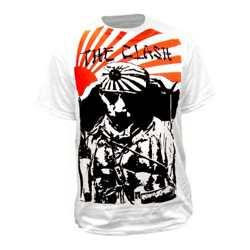 The Clash - Kamikaze