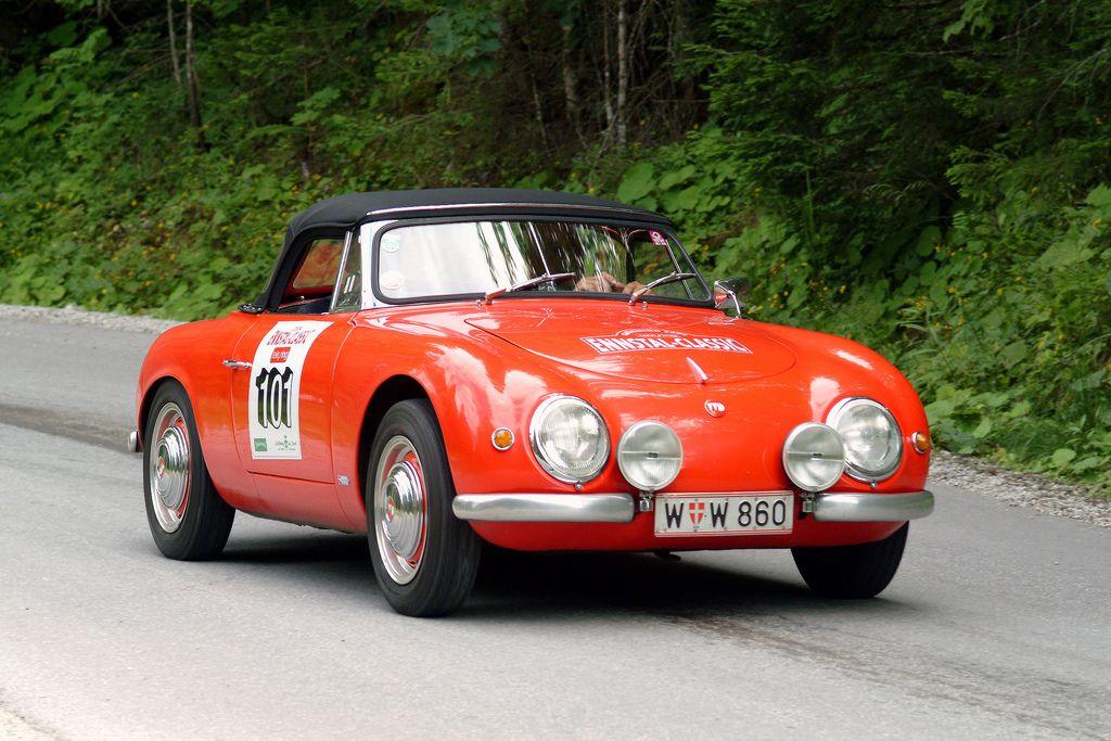 Denzel 1300 S 1959 Antique cars, Vintage cars, Cars