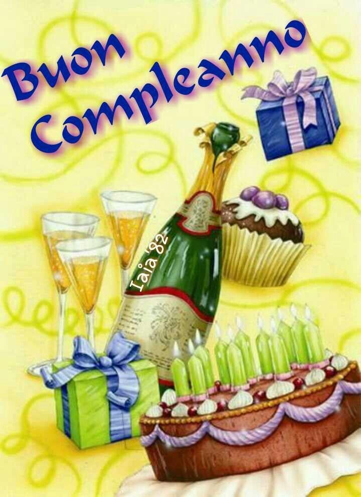 Buon Compleanno Auguri Di Buon Compleanno Buon Compleanno Auguri Di Compleanno