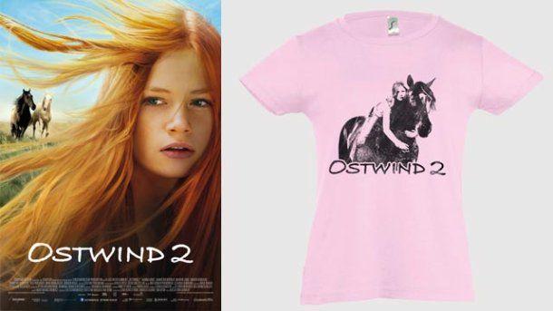 Ausmalbilder Ostwind: Kinostart: 'Ostwind 2'