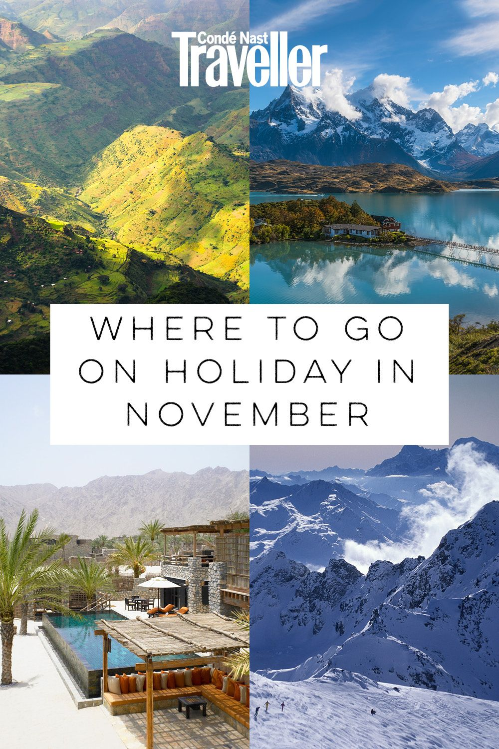 The 25 Best Holiday Destinations In November