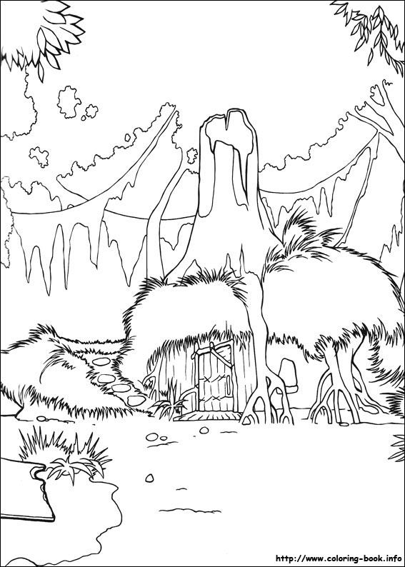 Cool Shrek 3 37 Coloring Page Coloring Pages Shrek Adult