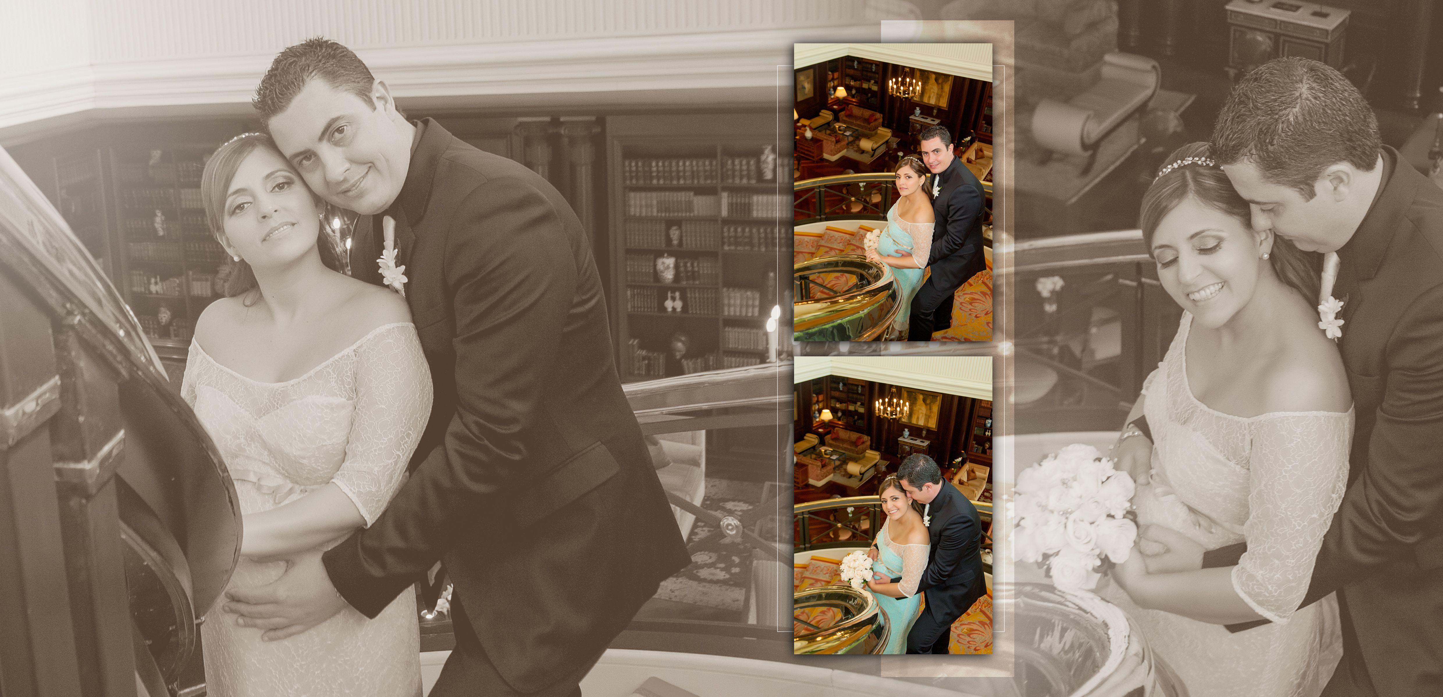 Fotografía de bodas por Helene Gutierrez