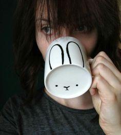 Ostergeschenke selber machen - kleine, nette Geste zeigen #potterypaintingdesigns