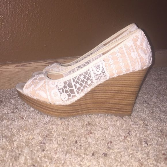 814627a8808a Lace american eagle wedges american eagle wedges american eagle payless shoes  wedges jpg 580x580 Payless shoes