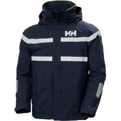 Photo of Helly Hansen Mens Saltro Sailing Winter Jacket Navy M