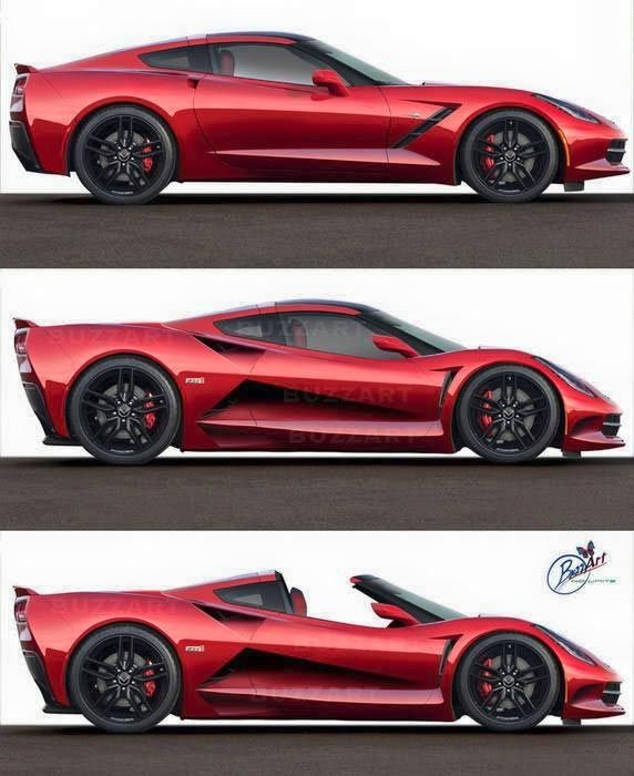 Pic The Mid Engined C8 Corvette Zora Zr1 Rendered Corvette